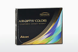 עדשות מגע Alcon AIR OPTIX COLORS (AIR OPTIX COLORS AOAC2)