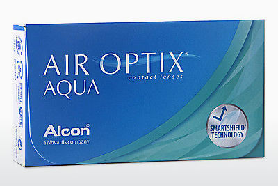 עדשות מגע Alcon AIR OPTIX AQUA (AIR OPTIX AQUA AOA3)