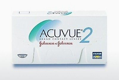 עדשות מגע Johnson & Johnson ACUVUE 2 (ACUVUE 2 AV2-6P-REV)