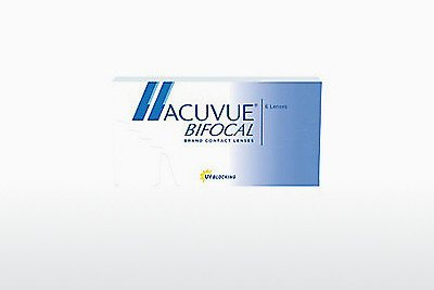 עדשות מגע Johnson & Johnson ACUVUE BIFOCAL BAC-6P-REV