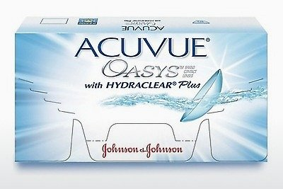 עדשות מגע Johnson & Johnson ACUVUE OASYS for ASTIGMATISM CYP-12P-REV