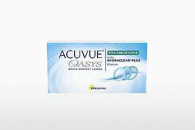 עדשות מגע Johnson & Johnson ACUVUE OASYS for PRESBYOPIA (ACUVUE OASYS for PRESBYOPIA AL-6P-REV)