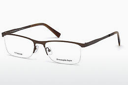 משקפיים Ermenegildo Zegna EZ5079 034 - ארד, Bright, Shiny