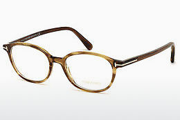 משקפיים Tom Ford FT5391 048 - חום, Dark, Shiny