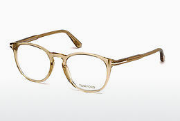 משקפיים Tom Ford FT5401 045 - חום, Bright, Shiny