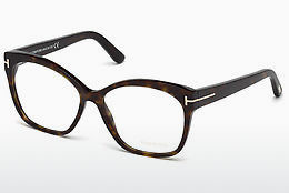 משקפיים Tom Ford FT5435 052 - חום, Dark, Havana