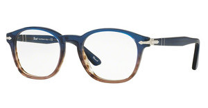 Persol PO3122V 1010 BLUE GRADIENT BROWN
