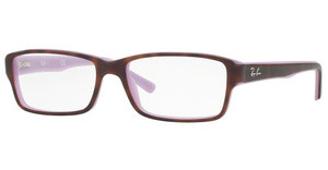 Ray-Ban RX5169 5240 TOP HAVANA ON OPAL VIOLET
