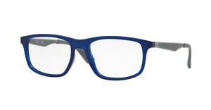 Ray-Ban RX7055 5393 SHINY BLUE