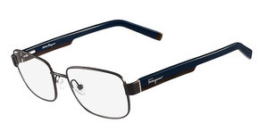 Salvatore Ferragamo SF2149 071 MATTE DARK RUTHENIUM