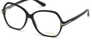 Tom Ford FT5300 001 schwarz glanz