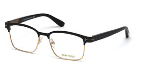 Tom Ford FT5323 002 schwarz matt