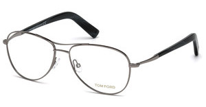 Tom Ford FT5396 012 ruthenium dunkel glanz