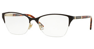 Versace VE1218 1344 BROWN/PALE GOLD