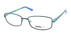 Vienna Design UN469 02 matt dark blue/matt light blue