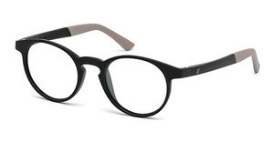 Web Eyewear WE5186 002 schwarz matt