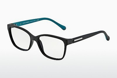משקפיים Dolce & Gabbana OVER-MOLDED RUBBER (DG5008 2814) - שחור