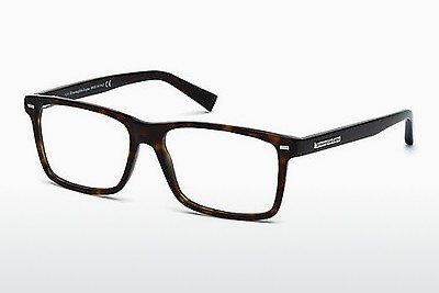 משקפיים Ermenegildo Zegna EZ5002 053 - הוואנה, Yellow, Blond, Brown