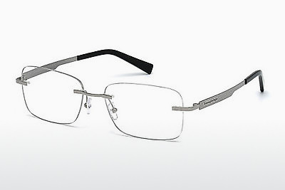 משקפיים Ermenegildo Zegna EZ5026 014 - אפור, Shiny, Bright
