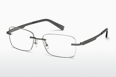 משקפיים Ermenegildo Zegna EZ5026 015 - אפור, Shiny, Matt