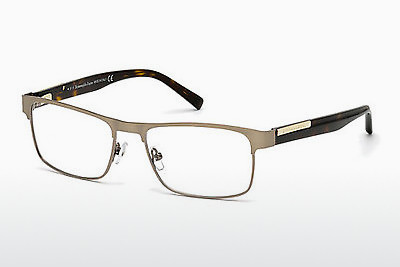 משקפיים Ermenegildo Zegna EZ5031 034 - ארד, Bright, Shiny