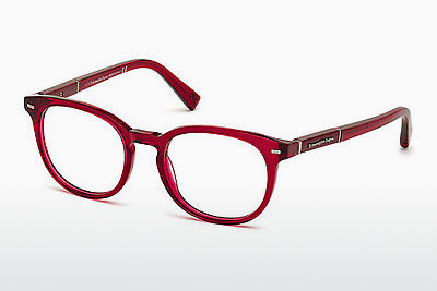 משקפיים Ermenegildo Zegna EZ5036 069 - בורגונדי, Bordeaux, Shiny