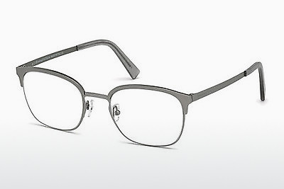 משקפיים Ermenegildo Zegna EZ5038 015 - אפור, Shiny, Matt