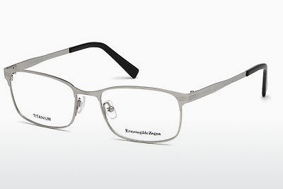 משקפיים Ermenegildo Zegna EZ5049 016 - כסוף, Shiny, Grey