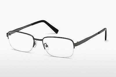 משקפיים Ermenegildo Zegna EZ5050 012 - אפור, Dark, Shiny
