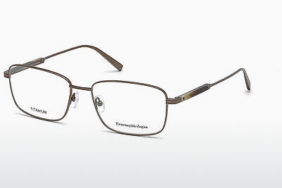 משקפיים Ermenegildo Zegna EZ5063 034 - ארד, Bright, Shiny