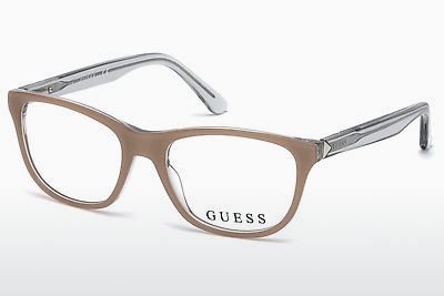 משקפיים Guess GU2585 059 - קרן, Beige, Brown