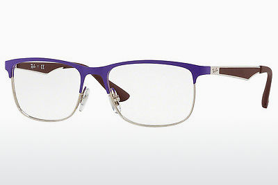 משקפיים Ray-Ban Junior RY1052 4056 - כסוף, ארגמן
