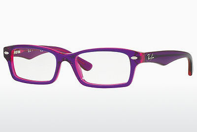משקפיים Ray-Ban Junior RY1530 3666 - ארגמן, Violet