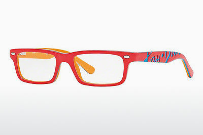 משקפיים Ray-Ban Junior RY1535 3599 - אדום, Coral