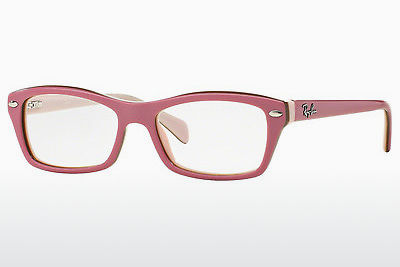 משקפיים Ray-Ban Junior RY1550 3656 - ורוד, חום