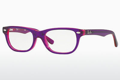 משקפיים Ray-Ban Junior RY1555 3666 - ארגמן