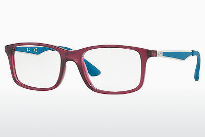 משקפיים Ray-Ban Junior RY1570 3722 - שקופות, ורוד