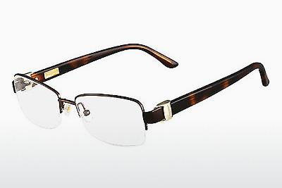 משקפיים Salvatore Ferragamo SF2112 210 - חום