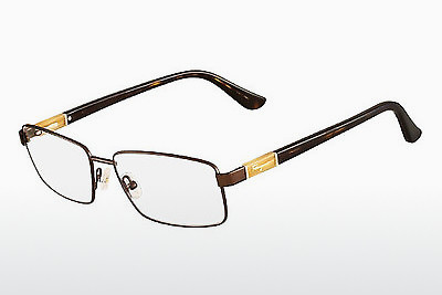 משקפיים Salvatore Ferragamo SF2116 208 - חום