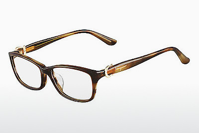 משקפיים Salvatore Ferragamo SF2629R 210 - חום