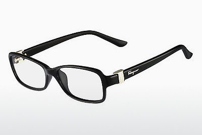 משקפיים Salvatore Ferragamo SF2654R 001 - שחור