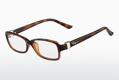 משקפיים Salvatore Ferragamo SF2654R 214 - הוואנה
