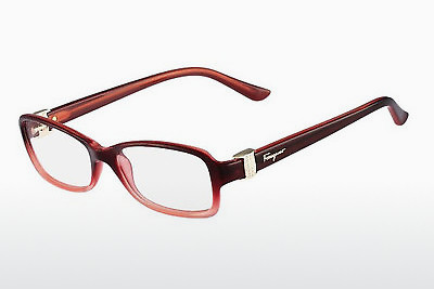 משקפיים Salvatore Ferragamo SF2654R 615 - אדום