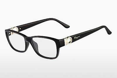 משקפיים Salvatore Ferragamo SF2666R 001 - שחור