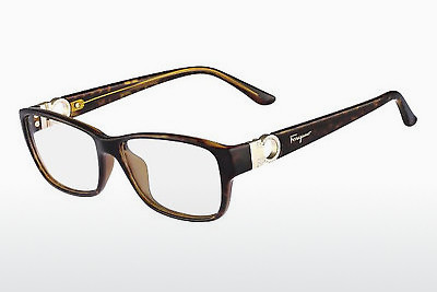משקפיים Salvatore Ferragamo SF2666R 214 - הוואנה