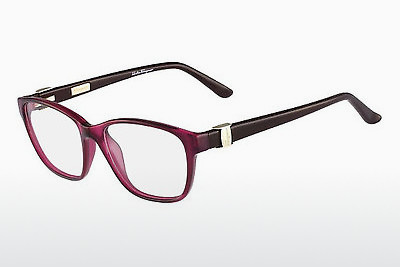 משקפיים Salvatore Ferragamo SF2712 539 - אדום, Tortoise