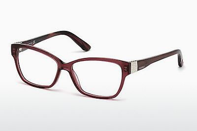 משקפיים Swarovski SK5130 069 - בורגונדי, Bordeaux, Shiny