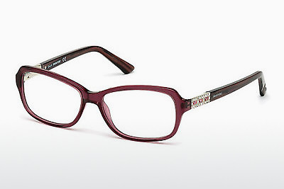 משקפיים Swarovski SK5154 069 - בורגונדי, Bordeaux, Shiny