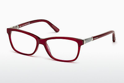 משקפיים Swarovski SK5158 069 - בורגונדי, Bordeaux, Shiny