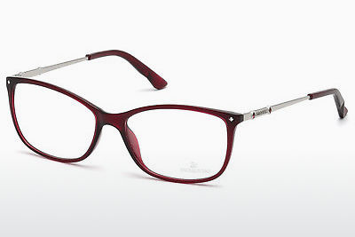משקפיים Swarovski SK5179 069 - בורגונדי, Bordeaux, Shiny